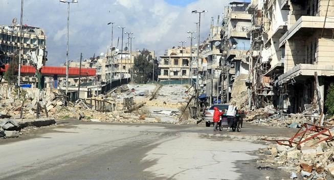 Nga chiếm ưu thế vượt trội tại Syria