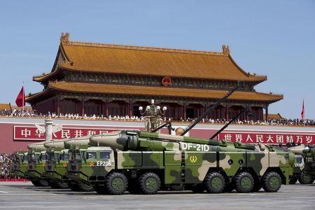 Trung Quốc gia tăng chi tiêu quốc phòng trên biển Đông