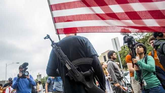 ĐH Texas, Mỹ cho phép sinh viên mang súng vào lớp học