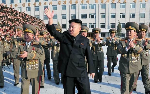 Ông Kim Jong Un trước nguy cơ bị quân đội chống đối