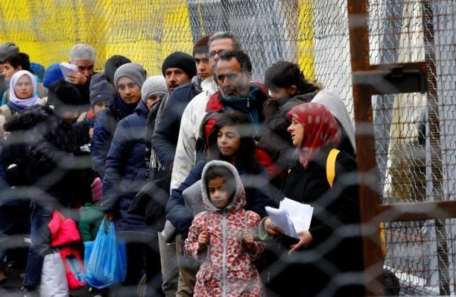 Slovenia điều động quân đội kiểm soát dòng người nhập cư