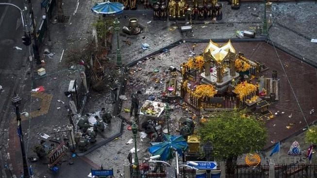 Kẻ đánh bom Bangkok chủ đích nhắm vào du khách Trung Quốc