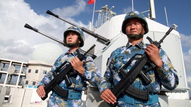 Trung Quốc bắt đầu xây căn cứ quân sự đầu tiên ở nước ngoài
