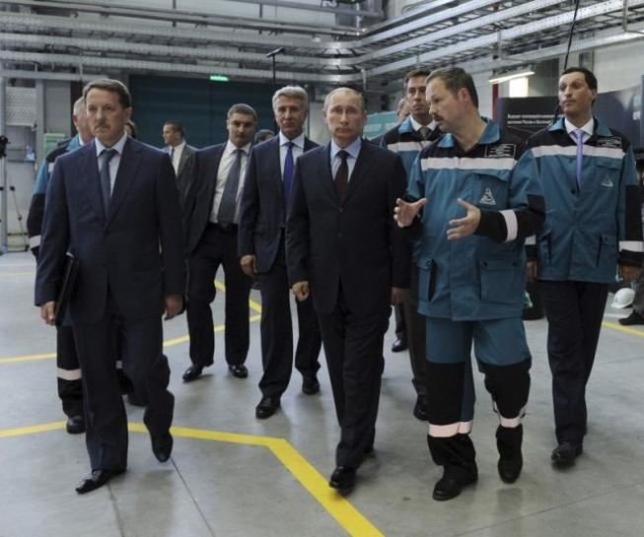 Lộ diện người giàu nhất nước Nga