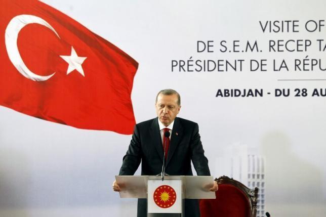 Thổ Nhĩ Kỳ muốn 'mở đường' sang châu Phi?