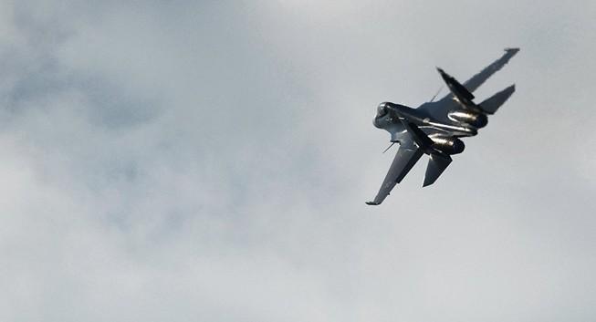 Nga 'thay máu' chiến đấu cơ tại Crimea bằng Su-30SM