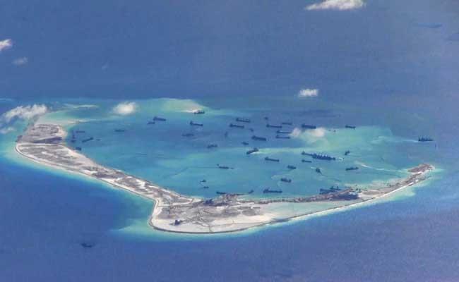 Mỹ phát hiện hoạt động mới của Trung Quốc tại biển Đông