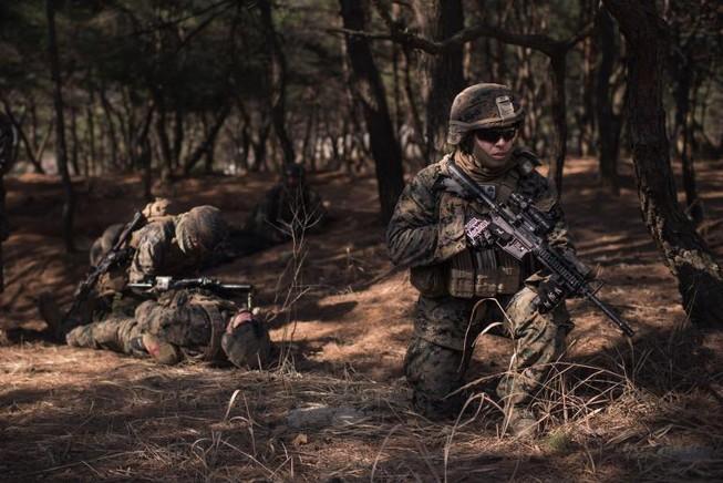 Thủy quân lục chiến Hàn Quốc lập đơn vị 'Sparta' chống Triều Tiên