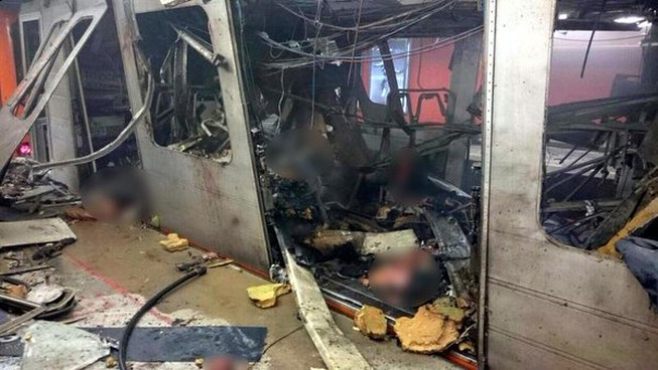 Bỉ xác nhận thủ đô bị tấn công là do khủng bố