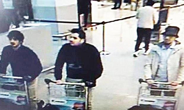 Vụ khủng bố tại Bỉ: Nghi phạm bị bắt không phải đối tượng truy nã