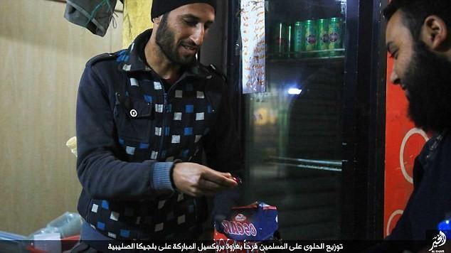 IS tổ chức ăn mừng sau cuộc khủng bố đẫm máu tại Bỉ