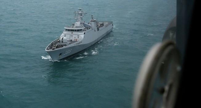 Tàu cá Đài Loan bị bắn trên vùng biển Indonesia