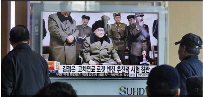Kim Jong-Un giám sát tập trận nã pháo vào Seoul