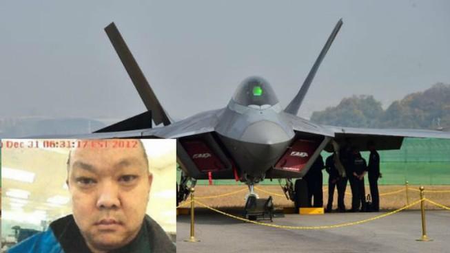 Doanh nhân Trung Quốc nhận tội đánh cắp bí mật quân sự Mỹ