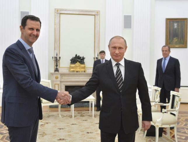 Ông Putin chúc mừng quân đội Syria tái chiếm Palmyra từ IS