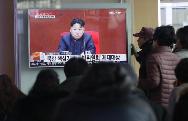 Triều Tiên tuyên bố 'đã chuẩn bị xong' kịch bản tấn công hạt nhân Mỹ