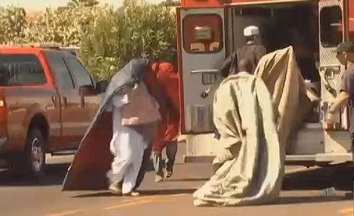 20.000 con ong 'khủng bố' nhà thờ Hồi giáo ở Mỹ