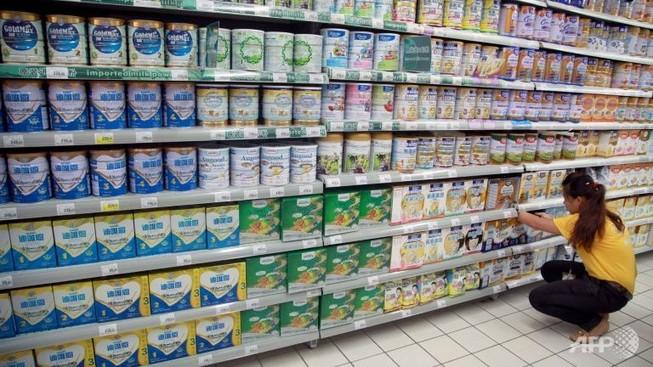 Trung Quốc lại dính vào bê bối sữa bột giả