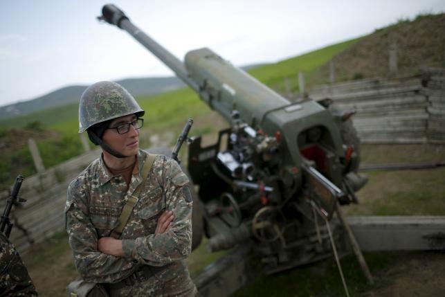 Nga nỗ lực hòa giải xung đột Azerbaijan-Armenia