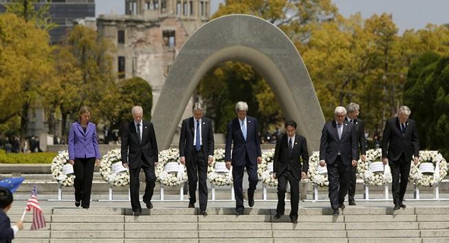 Trung Quốc phản pháo chỉ trích của G7 về quân sự hóa Biển Đông
