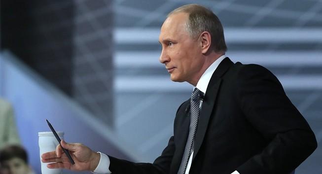 Ông Putin kiếm được nhiều tiền hơn trong năm 2015