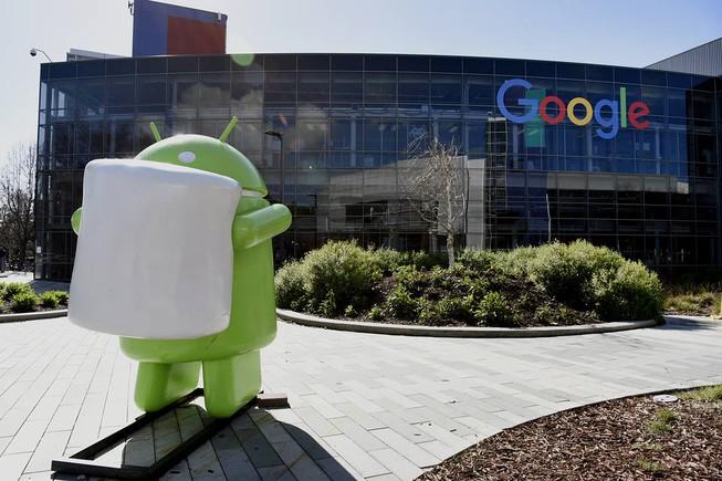 Châu Âu điều tra Google 'chèn ép' đối thủ bằng Android