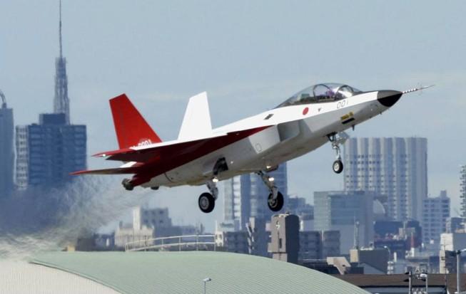 Nhật chính thức chế tạo thành công máy bay tàng hình thế hệ 5