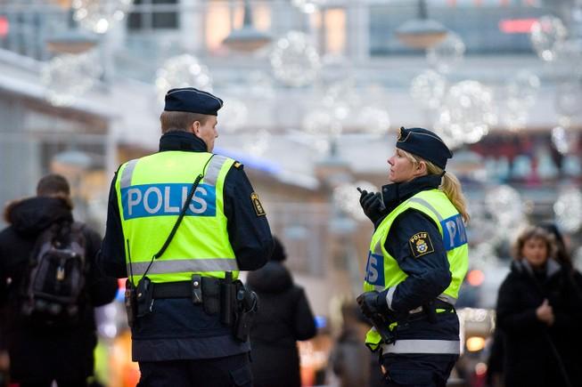 IS âm mưu khủng bố thủ đô Thụy Điển