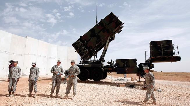 Mỹ triển khai hệ thống tên lửa tới biên giới Thổ Nhĩ Kỳ - Syria