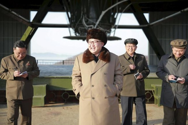 Triều Tiên sẽ tập trận bắn phá mô hình dinh Tổng thống Hàn Quốc
