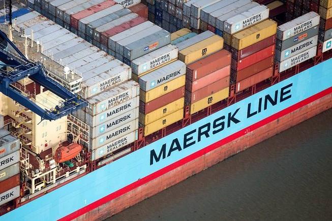 Tàu chở hàng ngàn tấn đâm nhau trên biển Hoa Đông