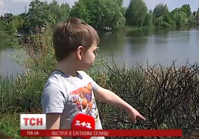 Trực thăng lạ thả bom cháy gần nhà riêng tổng thống Ukraine?