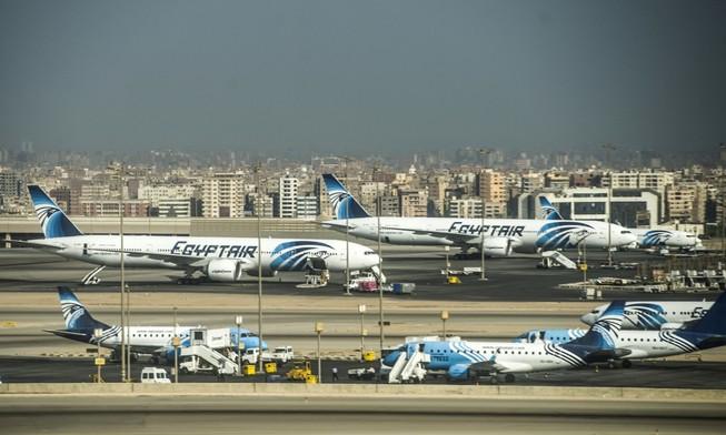 Máy bay Ai Cập có khả năng rơi gần đảo ngoài khơi Hy Lạp