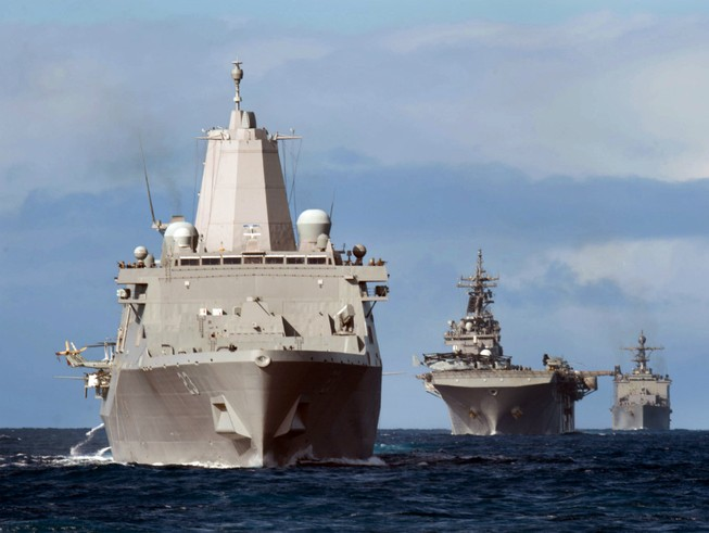 Đã đến lúc Mỹ đặt trọng tâm vào biển Đông
