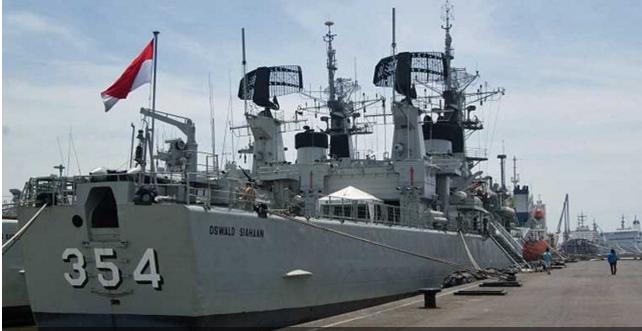 Indonesia bắt giữ thêm một tàu Trung Quốc