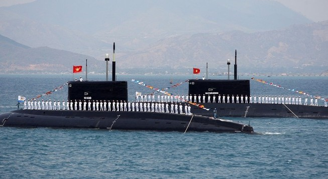 Việt Nam lọt top 20 quốc gia quân sự mạnh nhất thế giới