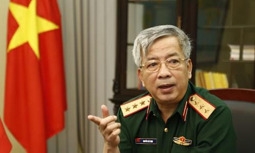 Tướng Nguyễn Chí Vịnh nói về biển Đông ở Đối thoại Shangri-La 2016