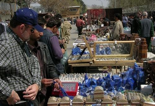 'Kho báu quốc gia' của Afghanistan đang bị xâu xé