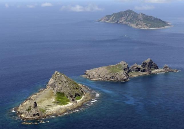 Tàu hải quân Trung Quốc áp sát Senkaku, Tokyo phản ứng mạnh