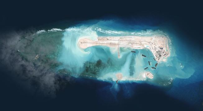 Trung Quốc sắp xây dựng công trình ngầm dưới biển Đông