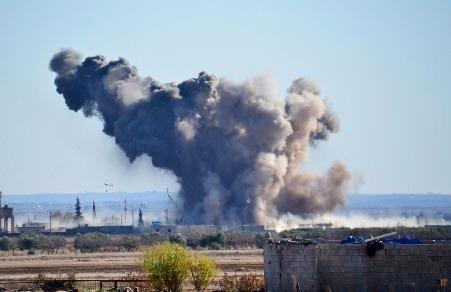 Nga không kích trở lại, Thổ Nhĩ Kỳ lắp tên lửa phòng không