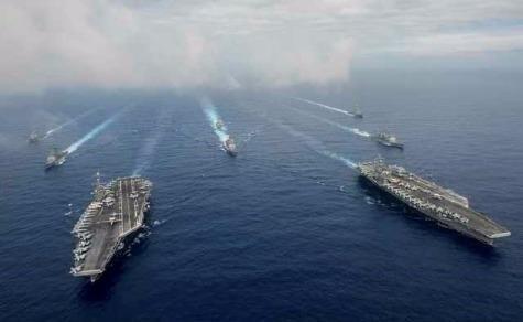 Lãnh đạo Hải quân Mỹ gửi thông điệp cứng rắn về Biển Đông