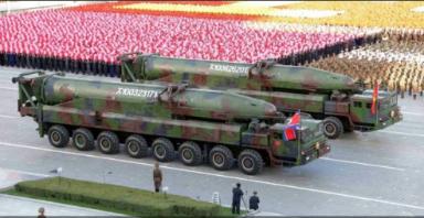Triều Tiên phóng liên tiếp hai tên lửa đạn đạo tầm trung