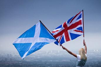 Quốc hội Scotland có thể 'ngáng chân' nước Anh rời khỏi EU