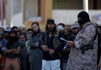 Chiến binh bán tin tình báo, IS thẳng tay chặt đầu