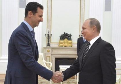 Ông Putin chưa muốn tổng thống Syria từ bỏ quyền lực?