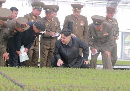Ông Kim Jong-un tìm thấy suối 'trường sinh bất lão'