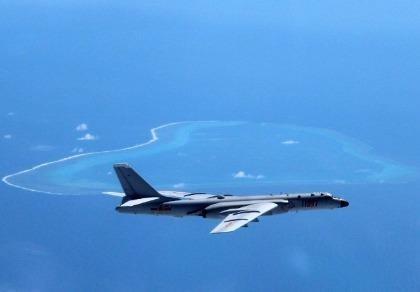 Máy bay ném bom của Trung Quốc bay qua Scarborough?