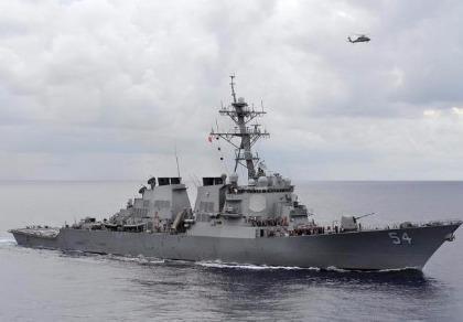 Trung Quốc cảnh báo tuần tra biển Đông sẽ kết thúc 'trong thảm họa'