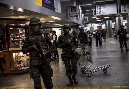 Brazil bắt 10 đối tượng âm mưu khủng bố Olympic Rio